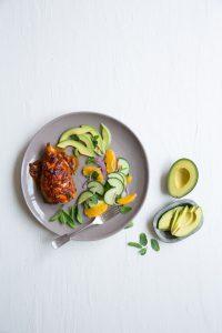 Recipe - Paprika Roast Chicken
