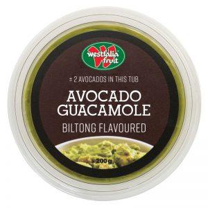 Avocado Guacamole - Biltong