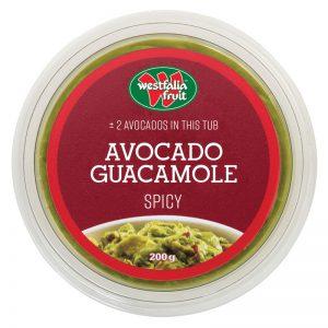 Avocado Guacamole - Spicy