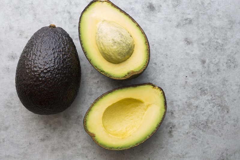 GEM avocados cut